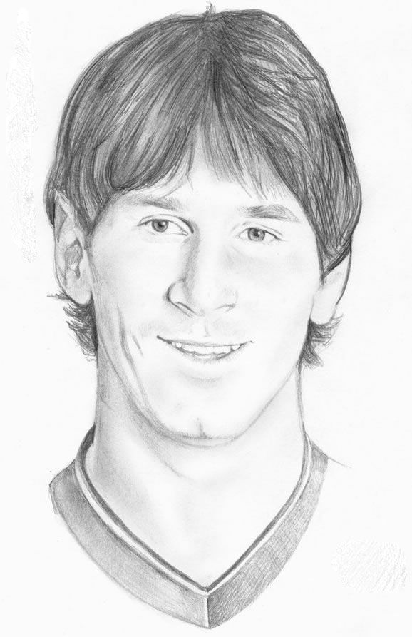 coloring pages sports messi jersey - photo#29