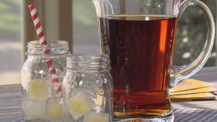 Pineapple Sweet Tea Recipe : Trisha Yearwood : Food Network
