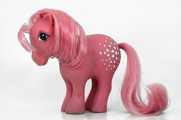 Snagging each new My Lil' Pony that came out (and filling up your Paradise Estate with them). | 53 Things Only '80s Girls Can Understand