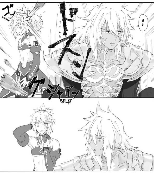 Jack Just Wanted To Make More Friends Manga Fate Anime Series Tsundere