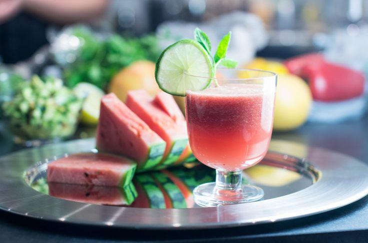 Watermelon juice - www.nordicatmosphere.com