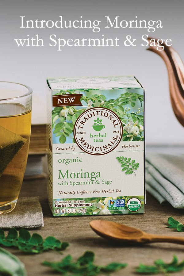 "With a nickname like ""Wonder Tree,"" moringa may sound more like a superhero than a plant. For thousands of years, it's been featured in Ayurveda, Unani and other herbal traditions. Take a peek inside this unique herbal blend."
