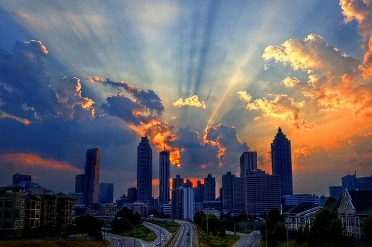 Atlanta is a major magnet for long-haul domestic movers, study suggests - Curbed Atlanta