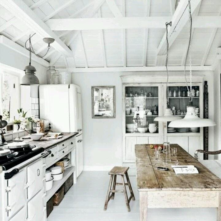 nordic style nordic ideas pinterest k che esszimmer stil und k chentrends. Black Bedroom Furniture Sets. Home Design Ideas