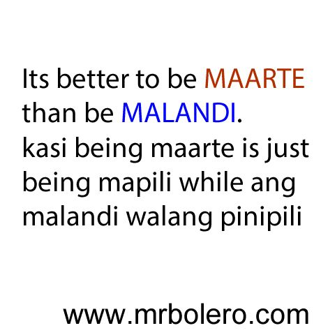 25 best tagalog love quotes on pinterest bitter quotes