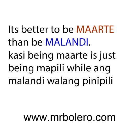 Tagalog Love Quotes - Tagalog Quotes - Love Quotes Tagalog | Mr.Bolero - Part 8