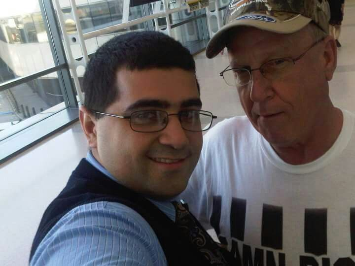 The Fabe &  Earl Hebner
