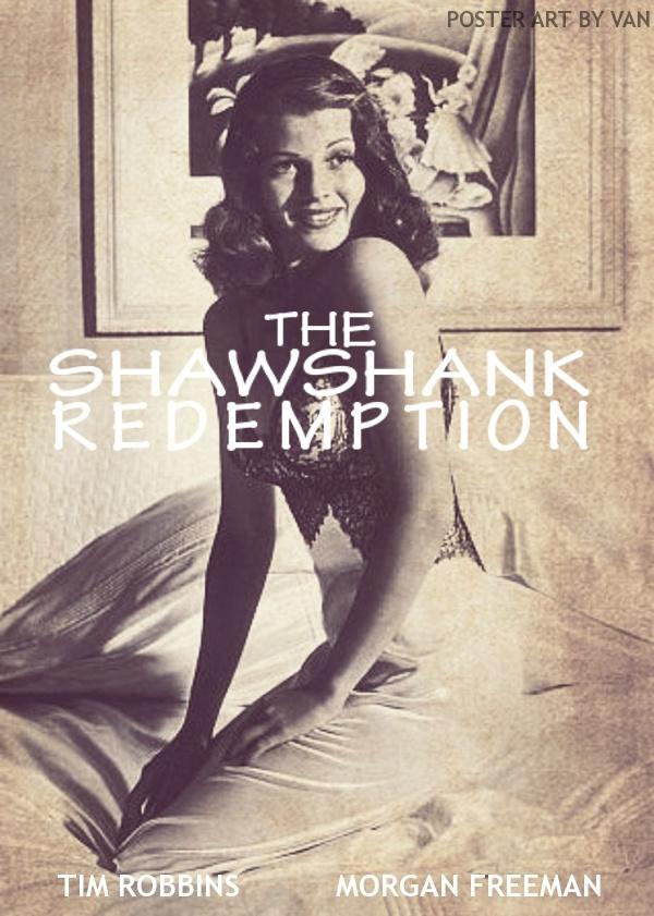 rita hayworth and the shawshank redemption Der film basiert auf der novelle rita hayworth and shawshank redemption (deutsch: pin-up in frühling, sommer, herbst und tod) von stephen king.