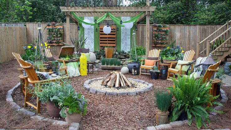 Most Beautiful Trees For Backyard : Oasis, Backyards and Lifestyle on Pinterest