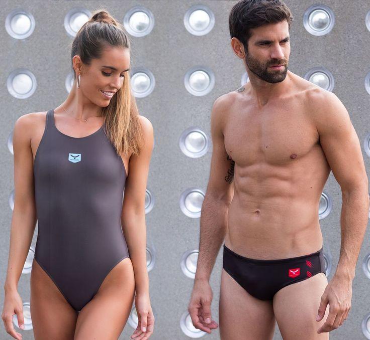 Conoce nuestros #ClassicSeries SIR & MISS 👠🎩 Pon elegancia y minimalismo en tus entrenos de #swim de esta temporada. ¡Hazte con ellos!