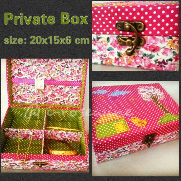 PRIVATE BOX (single)