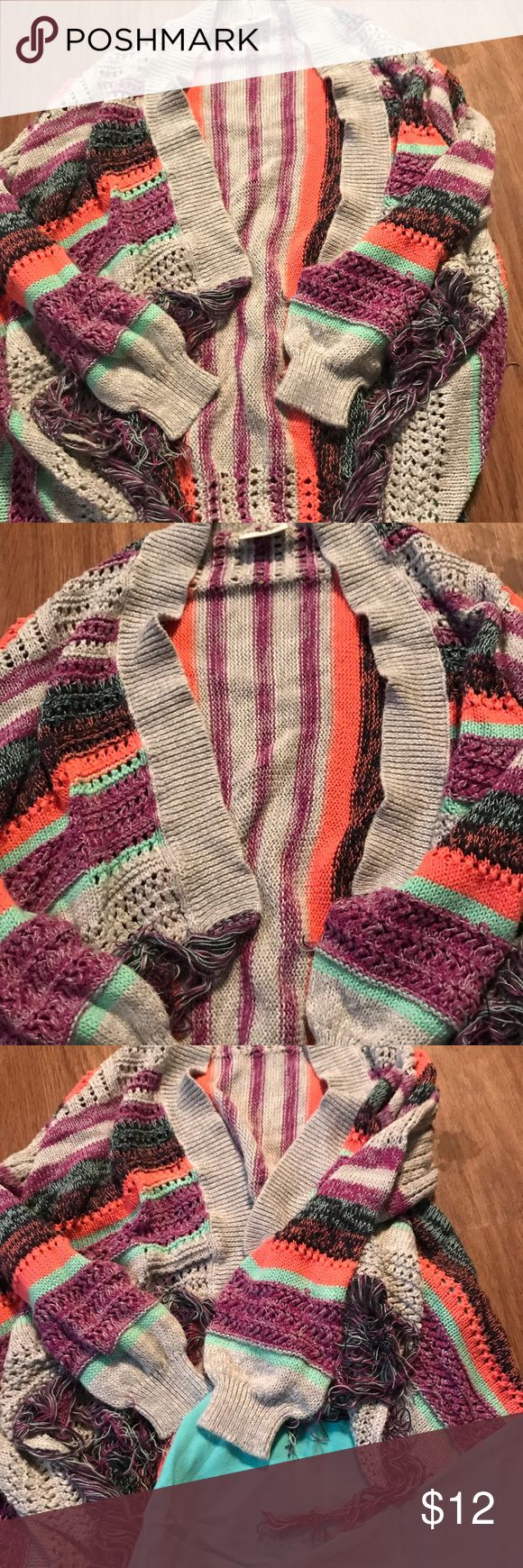 Little Girls Cato sweater size 8 Little Girls Cato sweater size 8. In great condition no holes or stains. Non smoking Home. Shirts & Tops Sweaters