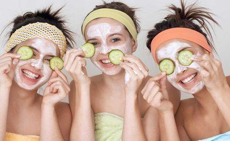 Mascarillas naturales para disimular las marcas de acné