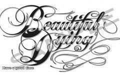 Tattoo Fonts Wallpapers Download