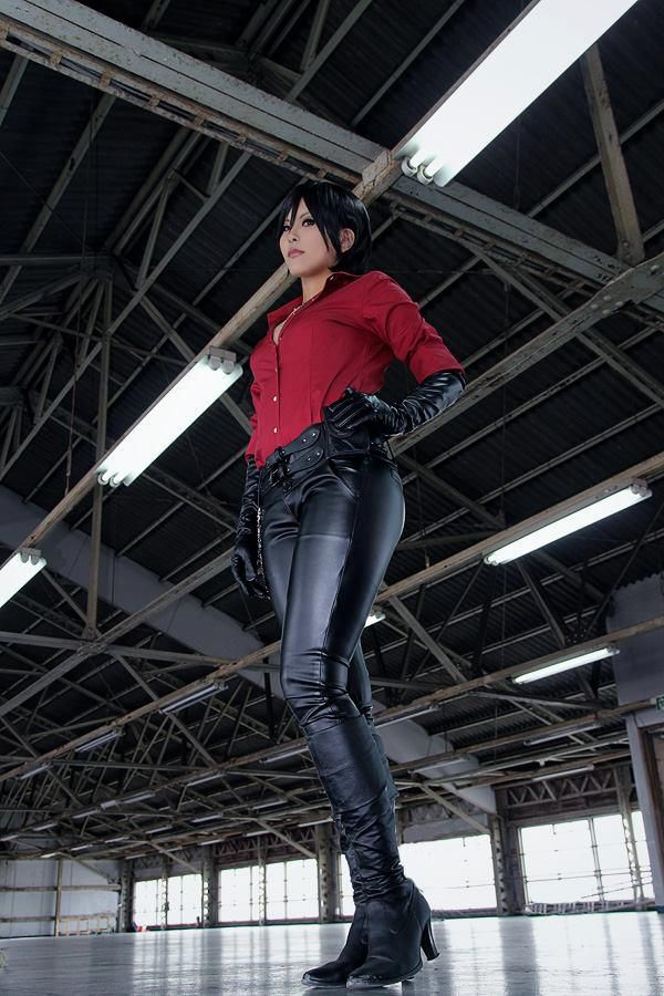 Ada Wong-Resident Evil 4 by 0kasane0 on DeviantArt