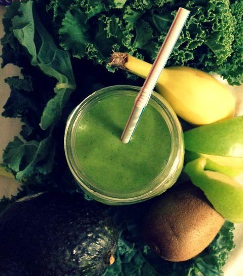 Secretly Slim green smoothie!
