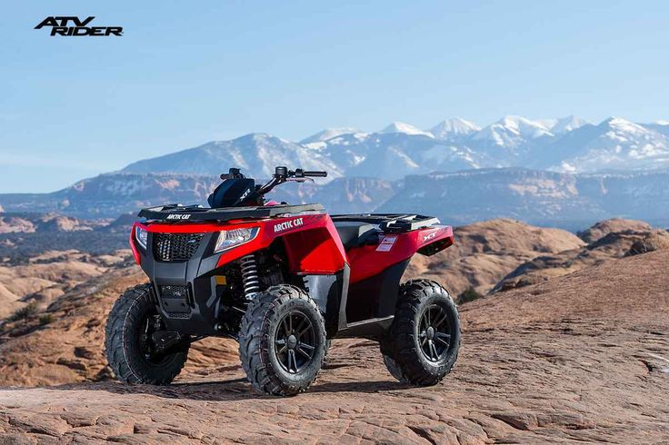 2015 Arctic Cat XR 700 4x4 XT EPS ATV Review | ATV Rider