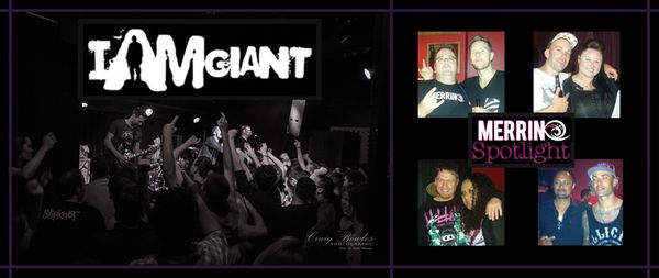 I AM GIANT - Will They or Won't They?! #Merrinaised #Blog #Spotlight