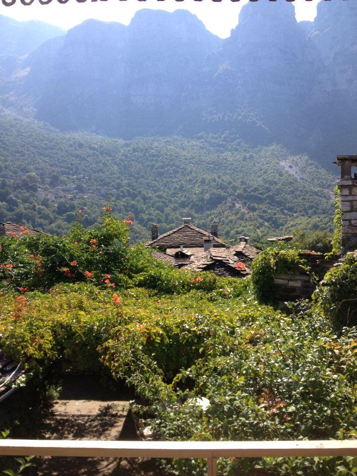Papigo is an amazing village in Zagoroxoria, in Greece