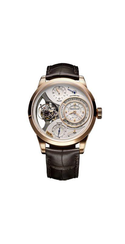 Jaeger-LeCoultre - Sphérotourbillon High End Watch. $236000.00. #men #luxury