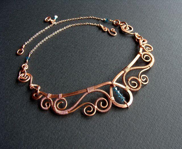 Copper Collar | Flickr - Photo Sharing!