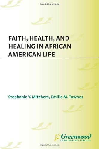 Faith, Health, and Healing in African American « LibraryUserGroup.com – The Library of Library User Group