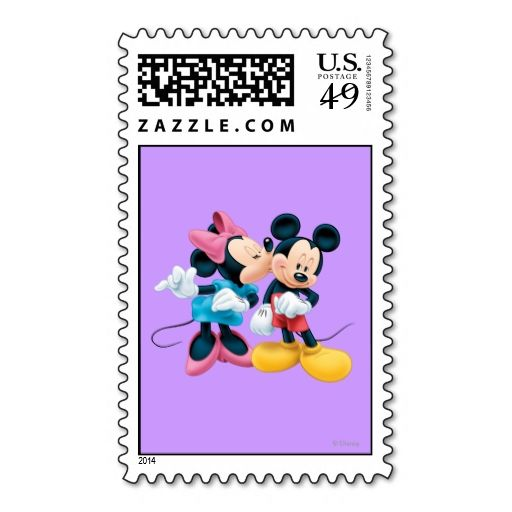 Best Disney Postage Stamps Images On   Stamps
