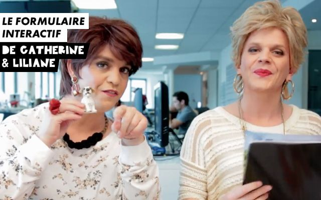 BETC DIGITAL signe pour Canal+ un dispositif innovant de vente en ligne : Le formulaire interactif de Catherine et Liliane. Parce que pour CANAL+ l'acte d'abonnement doit être un moment aussi divertissant que ses programmes, CANAL+ invente avec BETC DIGITAL* et BETC* une façon de s'abonner inédite. Et c'est à Catherine et Liliane que la…