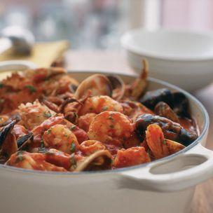 Zuppa di Pesce - Seafood #Soup