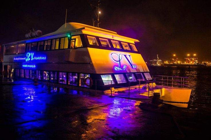 La Vue - Floating Restaurant - Durban Harbour