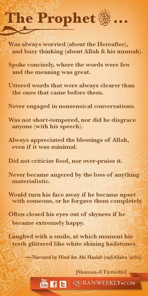Prophet Muhammad Essays (Examples)