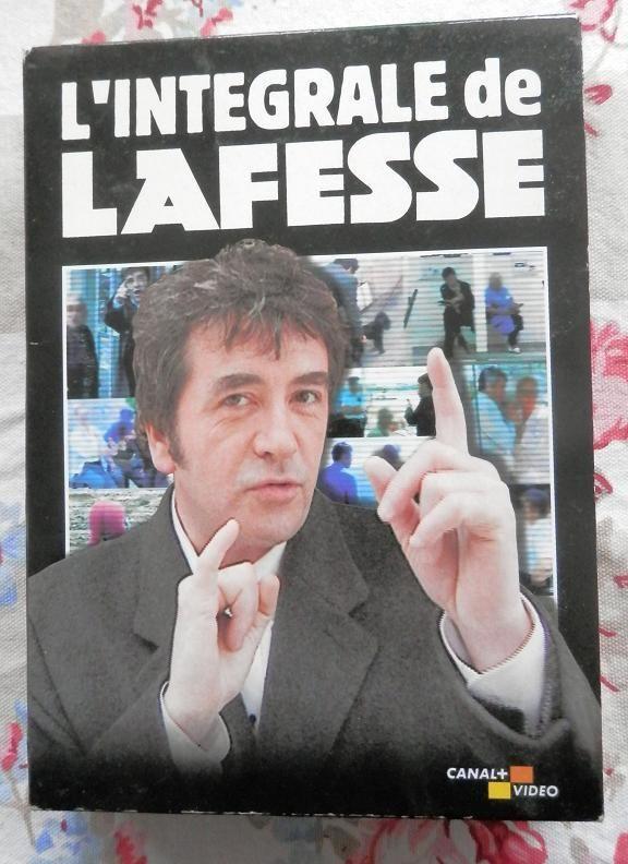 COFFRET INTEGRALE LAFESSE 2 DVD : PLUS LOIN DANS LAFESSE; LES YEUX DANS LAFESSE