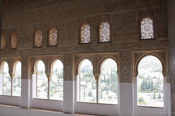 Palais Nasrides Grenade ; Espagne