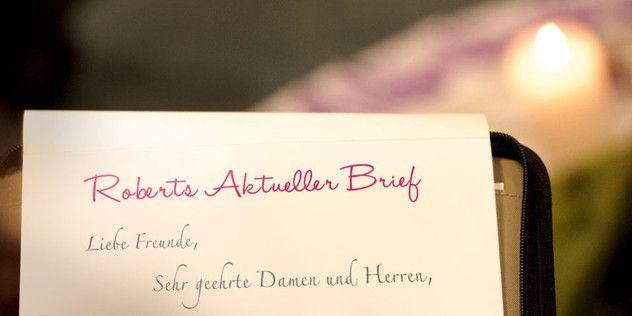 Aktuelle Briefe - monatliche Impulse von Robert Betz