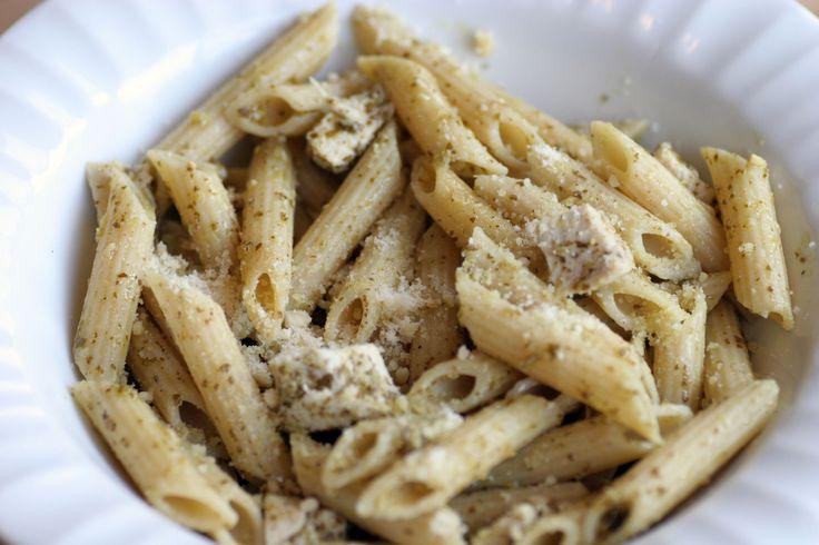 Pesto Chicken Pasta | Recipe | Pinterest