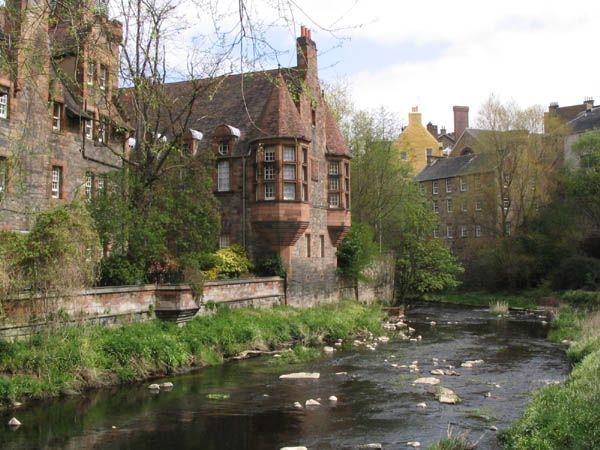 Lowmanio.co.uk - Blog entry: Dean Village, Edinburgh, Scotland