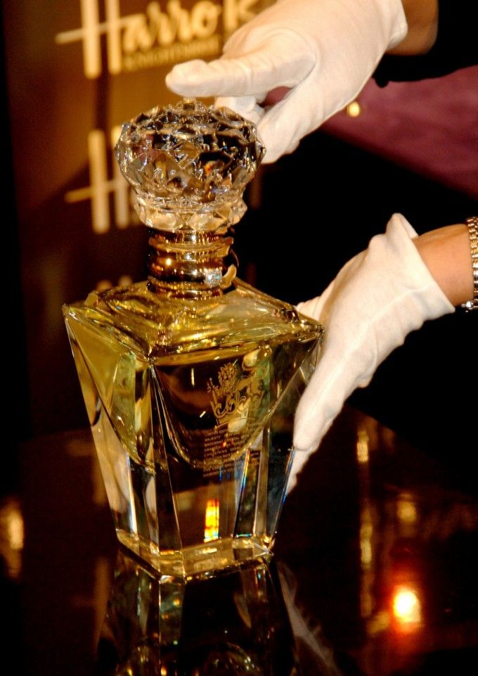 World's Most Expensive Cologne, No 1 by Clive Christian ...