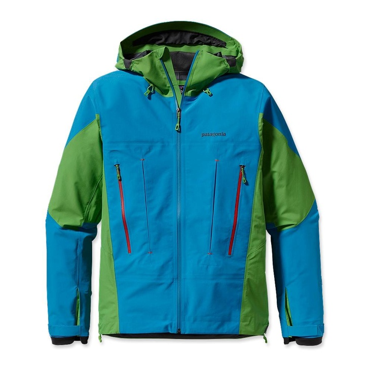 Product page - Patagonia Mens Super Alpine Jacket