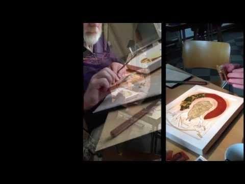 ▶ Polimentvergulding - YouTube