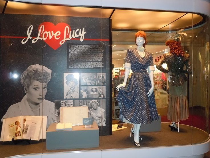 Visit the I Love Lucy museum in Jamestown, NY