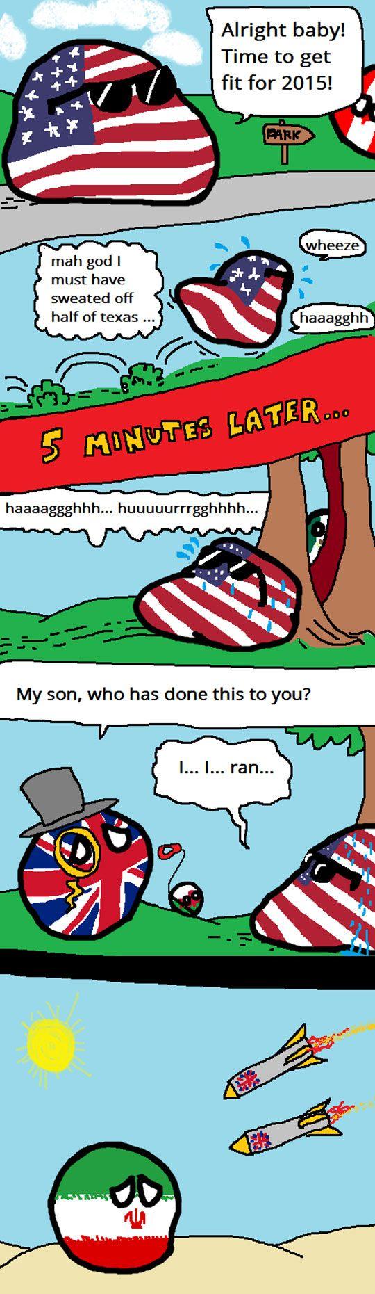 America's New Years Resolution