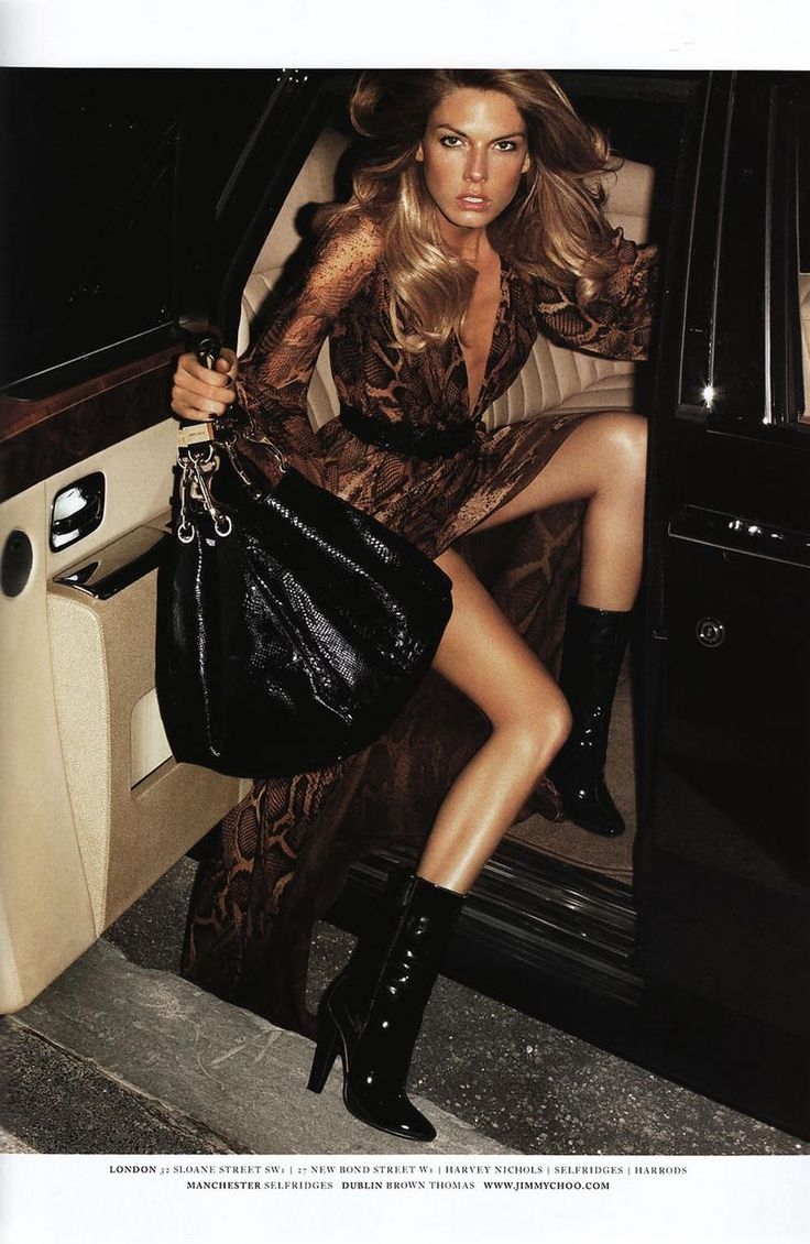 Angie harmon smoking car tuning - You Are Interested In Angela Lindvall For Jimmy Choo Fashion Ads Pictures Prints And Advertising With Angela Lindvall For Jimmy Choo Can Be Found Here