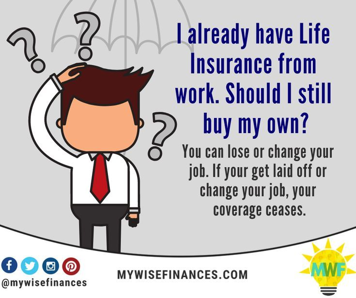 If You Re An Employee You Re Probably Part Of The Group Insurance