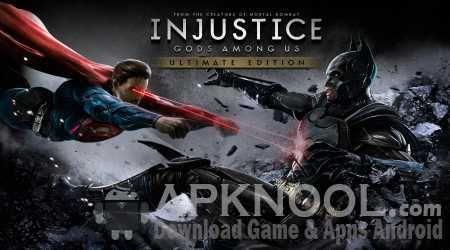 Injustice Gods Among Us With MOD APK 2.8.0