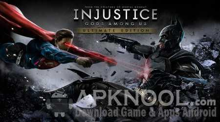 Injustice Gods Among Us With MOD APK 2.8.0