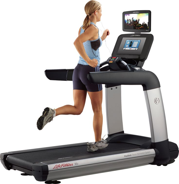 """Life Fitness Treadmill Discover Si: @Life Fitness Discover SI Console With 15"""" Inch Attachable"""
