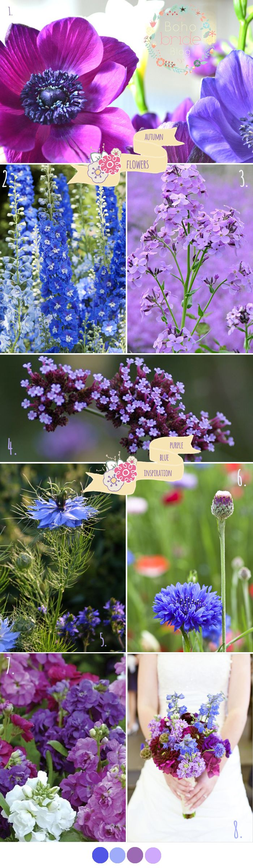 Early Autumn Wedding Flower Inspiration