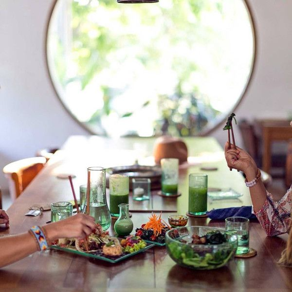 Healthy places to eat in Ubud