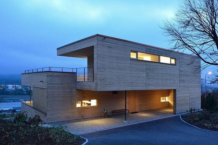 Weinfelden Residence by k_m Architektur