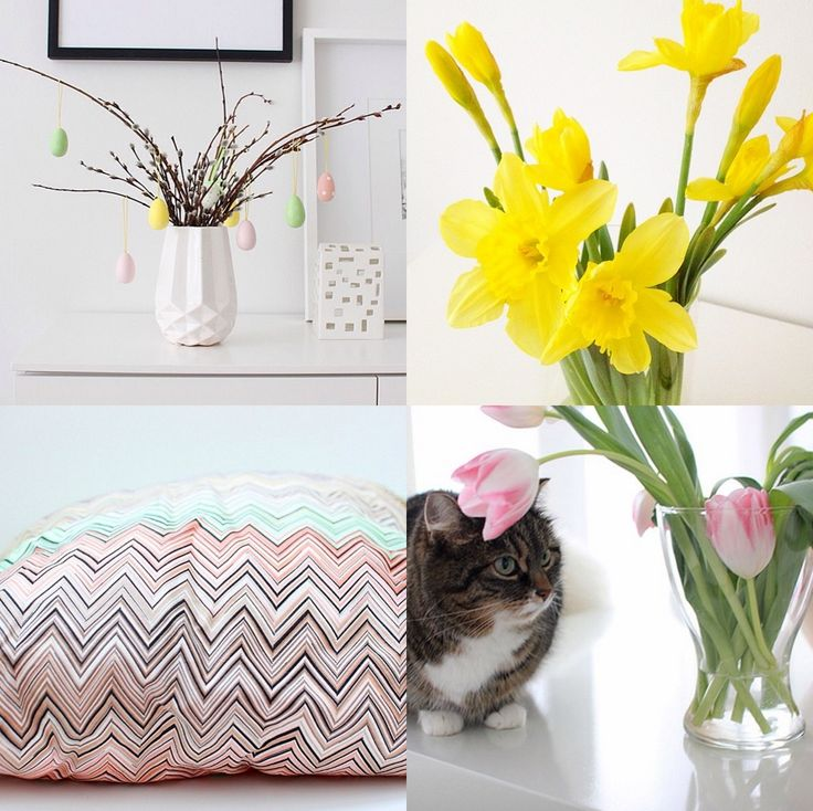 Easter inspiration // All you need is White